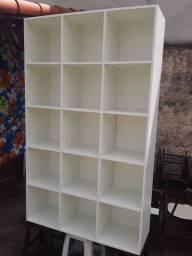 Colméia  tipo armário/vitrine/nicho em Mdf preço especial