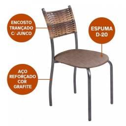 Conjunto cadeiras 4 cadeiras