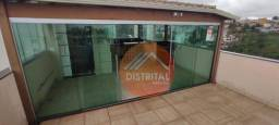 Maravilhosa Cobertura 3 Qts à venda, 120 m² por R$ 400.000 - Ouro Preto - Belo Horizonte/M