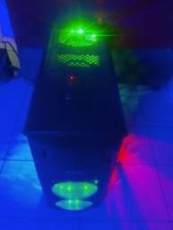 CPU gamer core i7 sétima geração HD e SSD M2 placa de vídeo 1050