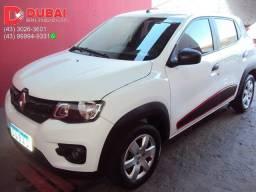 2019 | Renault Kwid Zen 1.0 Flex / Abaixo da Fipe / Periciado / Placa B