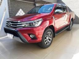 Toyota Hilux diesel 16v Automático