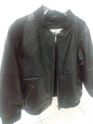 Jaqueta de PU
