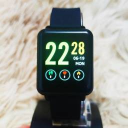 Smartwatch relógio digital Land para pessoas exigentes