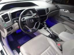 Honda Civic LXR 2.0 Flexzone automático, GNV 5° GERAÇÃO