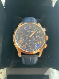 Relógio Bulova 97B170 Cronógrafo Classic 46mm 3ATM
