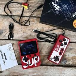 Título do anúncio: Mini Game Portátil 400 Jogo 2 Player Com Controle