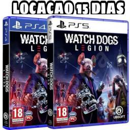 Watch Dogs Legion PS4 e PS5 LOCACAO 15 DIAS