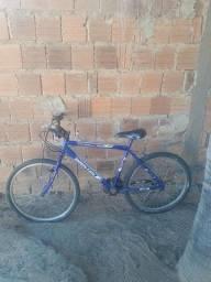 Bicicleta nova segunda mão