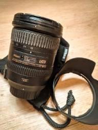 Lente Nikon AF-S Nikkor 18-200mm F/3.5-5.6G If-ED