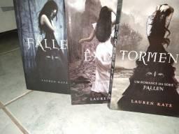 """Box """"Fallen, Tormenta e Êxtase"""""""