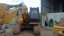 Escavadeira hidráulica Caterpillar 312D2