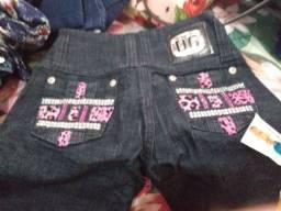 Calça jeans R$50,00