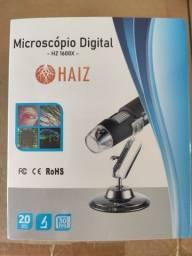 MICROSCÓPIO DIGITAL HZ 1600X