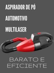 Aspirador De Pó Automotivo Multilaser