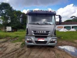 Título do anúncio: Caminhão Iveco 240e25 Munck PDH 30.000Kgf