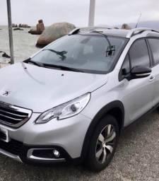 Vendo Peugeot 2008, com 27.000 km, modelo 2019, com teto panorâmico. Estado de novo!