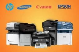 Precisando de Manutenção na sua Impressoras ?