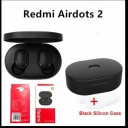 Promocao Original Rermi Airdots 2 com cabo e case