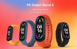 Mi Band 6 Xiaomi Original - Pronta Entrega
