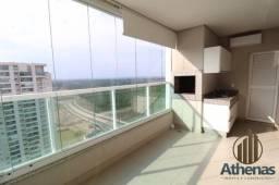 Título do anúncio: Locação - Brasil Beach Home Resort Cuiabá 2/4 mobiliado