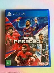 Jogo PS4 PES 2020 original