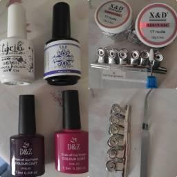 Material para Nail Designer