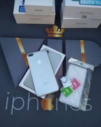 iPhone 7 plus 128gb lacrado, novo