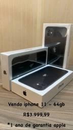 Vendo iphone 11 - 64gb