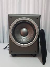 Kit Home Theater JBL (brinde receiver yamaha)