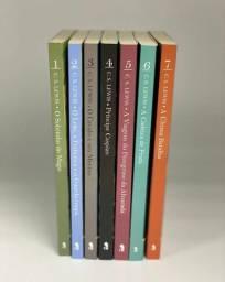 As Crônicas de Nárnia || Coleção Completa com 7 livros || Itacoatiara-AM