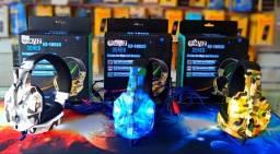 Fone game com RGB 165 R$ & #