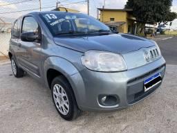 Fiat Uno Vivace Celeb 1.0 2013 completo- ar