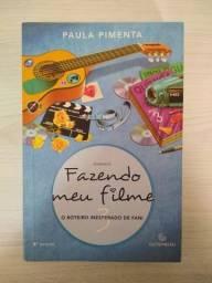 Livro - Fazendo meu filme 3 (o roteiro inesperado de Fani)