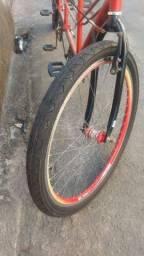 Bicicleta de 3 lugares (vendo ou troco).