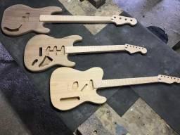 Instrumentos regulagem, ajustes, conserto, manutenção Luthieria,  guitarra, baixo, violão