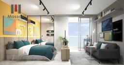 Studio com 1 dormitório à venda, 34 m² por R$ 235.000,00 - Centro - Juiz de Fora/MG