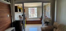 Apartamento de 2 quartos, varanda, duas suítes, duas vagas no Jardim Aeroporto