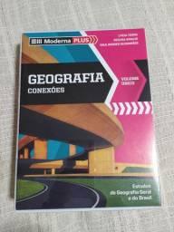 Box Geografia Conexões - Editora Moderna Plus