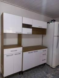 armário de parede com balcão entrego e monto sem taxa