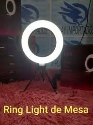 Título do anúncio: Ring light