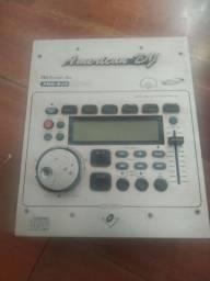 CDJ Leitor de CD American DJ Pro Dj-3