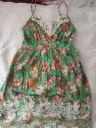 Título do anúncio: Vestido verão P