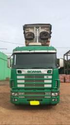 Scania V8 semi-automático 480cv