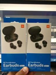 Título do anúncio: Fone Bluetooth Redmi Airdots 2 Original e Lacrado - Pronta Entrega