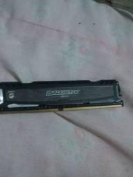 Memória RAM 8gb