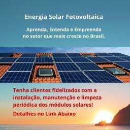 Título do anúncio: Energia Solar Fotovoltaica!
