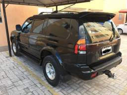 Pajero Sport 2.8 Diesel Automática - 2000