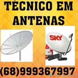 Instalar Antena antenas