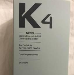 Celular LG K4 NOVO - LACRADO